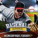 Baseball League Flyer