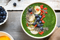 Green Smoothie Bowl - PhotoDune Item for Sale