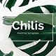 Chilis Minimal Powerpoint Template