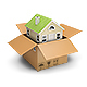 House in a Box - GraphicRiver Item for Sale