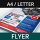 Computer Repair and Maintenance Flyer