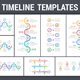 Timeline Infographics - 8 Templates - GraphicRiver Item for Sale
