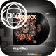 Facebook 360 Degree Mixtape Promotion Template