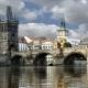 Charles Bridge in City Prague - VideoHive Item for Sale