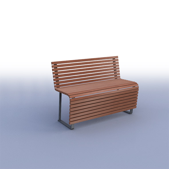 Bench-01 - 3DOcean Item for Sale