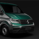 WV Crafter Chassis Single-Cab 2017