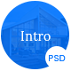 Intro - Architecture & Interior PSD Template