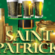 St. Patricksday Party Flyer - GraphicRiver Item for Sale