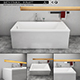Bath Starck - 3DOcean Item for Sale