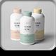 Cosmetic Bottle Mock-up 4