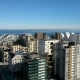 Drone Over City Apartments - VideoHive Item for Sale