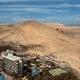Aerial Panorama of Costa Calma Beach, Fuerteventura, Canary Islands - VideoHive Item for Sale