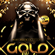 Gold Affair Flyer