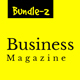 Business Magazine Bundle - GraphicRiver Item for Sale