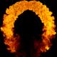 Fire Logo Revealer V1 (4K) - VideoHive Item for Sale