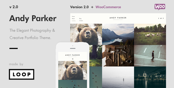 23 Awesome WordPress Gallery Themes For Photography And Portfolio Websites 2018