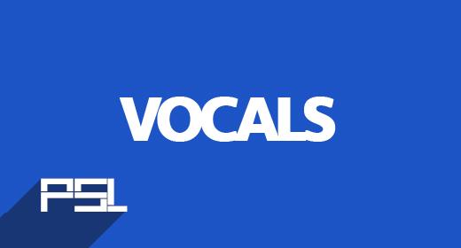 Vocals Tracks