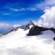 Mont Blanc Snow and Clouds. Europe - VideoHive Item for Sale