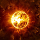 Burning Sun VJ Loop - VideoHive Item for Sale