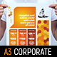 A3 Corporate Poster Template - GraphicRiver Item for Sale