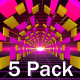 80s Rect Tunnel VJ Loop - VideoHive Item for Sale