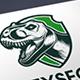 T-Rex Secure Logo Template