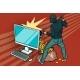 Online Hacker Steals Yen Money From Computer