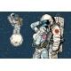 Cosmonauts Are Dancing. Romantic Date