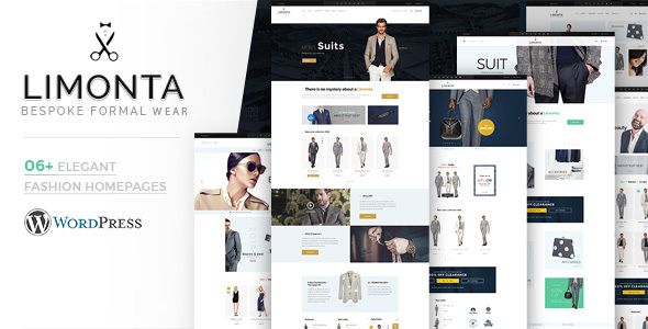 Limonta – WooCommerce WordPress Fashion Theme