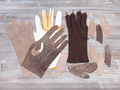 set of items for glove production on table - PhotoDune Item for Sale