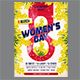 Woman's Day Party Flyer Template - GraphicRiver Item for Sale