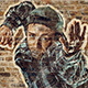 Wall Art Photoshop Action - GraphicRiver Item for Sale