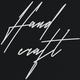 Handcraft Animated Handwriting