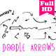 Doodle Arrows - VideoHive Item for Sale