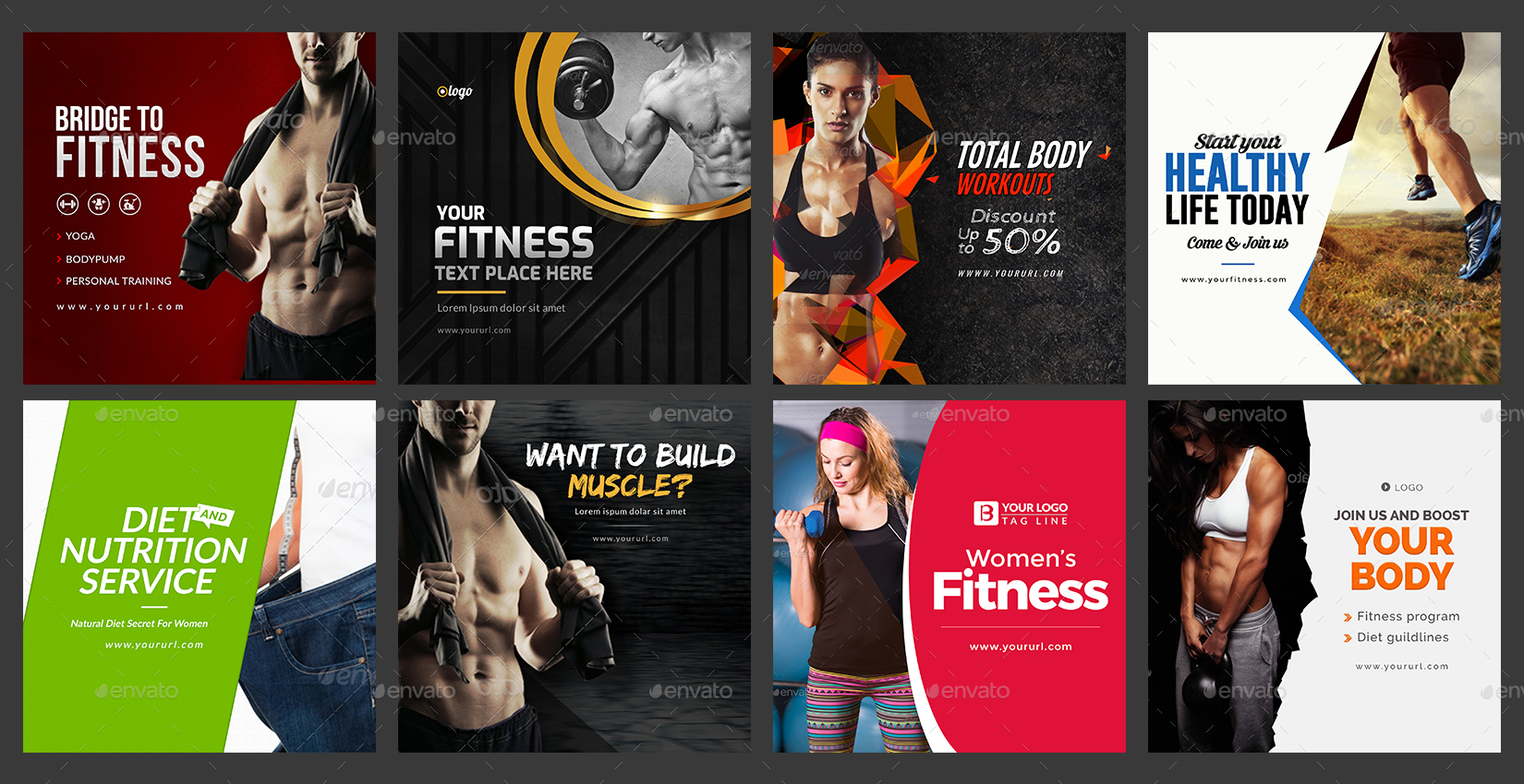 01_Preview02 Advertising Business Letters Template on