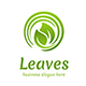 Leaves Logo - GraphicRiver Item for Sale