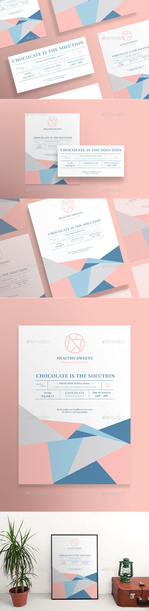 Sweets Flyers - Miscellaneous Events