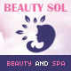 BeautySol Beauty and Spa Makeup & Facial Bootstrap  Responsive Template - ThemeForest Item for Sale