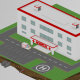 Isometric Hospital - VideoHive Item for Sale