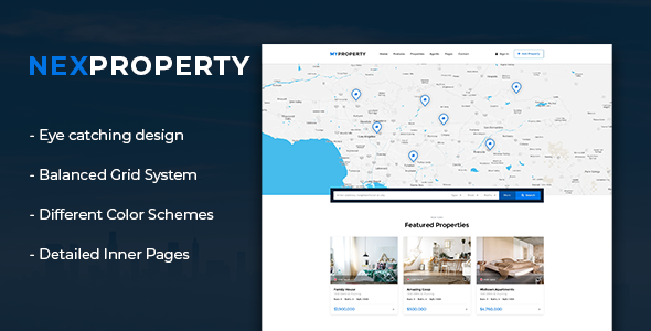 Real Estate Agency - neXproperty