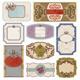 Set Of Vintage Labels - GraphicRiver Item for Sale