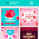 Valentines Instagram Banner - GraphicRiver Item for Sale