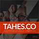 Tahes.Co PowerPoint Template - GraphicRiver Item for Sale