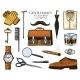 Gentleman Accessories Set