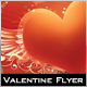 Angel Hearts Valentine Flyer - GraphicRiver Item for Sale