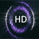 New Technology Particle Loading Circle Background Loop - VideoHive Item for Sale
