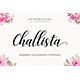 Challista - GraphicRiver Item for Sale