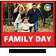Family Day Banner Set