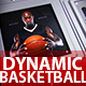 Dynamic Basketball Opener/Intro - VideoHive Item for Sale