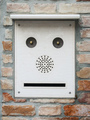 a mailbox like a face - PhotoDune Item for Sale